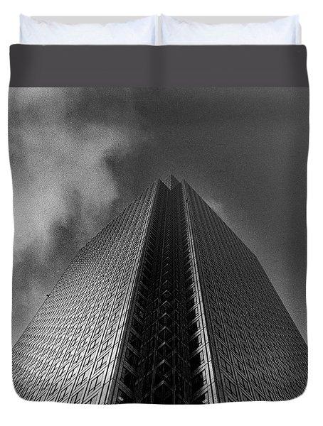 Canary Wharf London 3 Duvet Cover