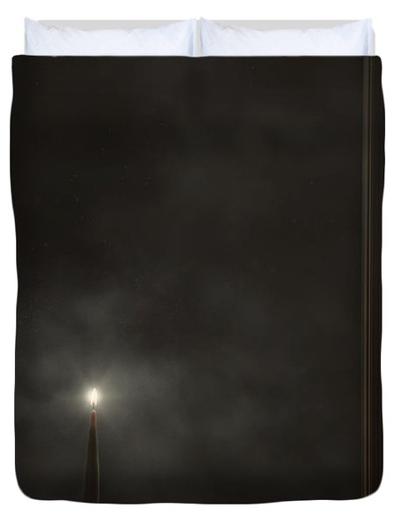 Candle Light Duvet Cover by Joana Kruse