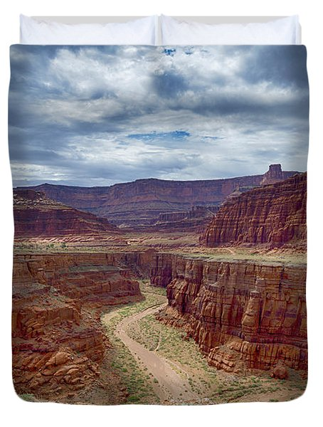 Canyonlands Duvet Cover