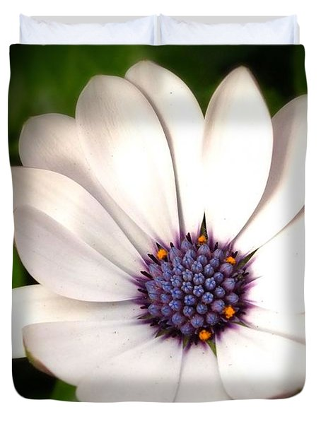 Cape Daisy Duvet Cover by Scott Cameron