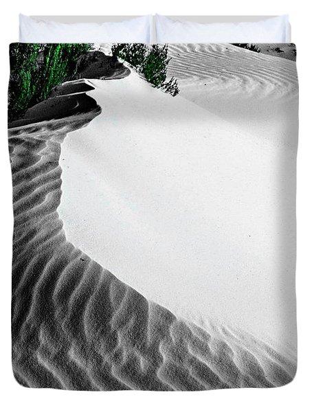 Cape Le Grande Sand Dune Duvet Cover