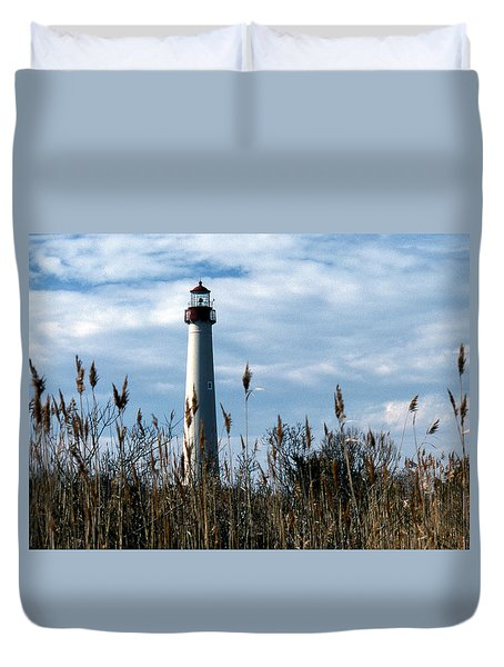 Cape May Light Duvet Cover