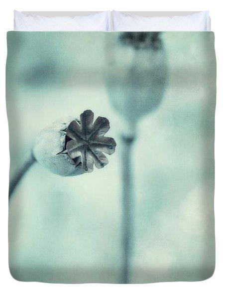 Capsules Series Duvet Cover by Priska Wettstein