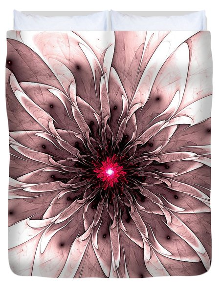Captivating Duvet Cover by Anastasiya Malakhova