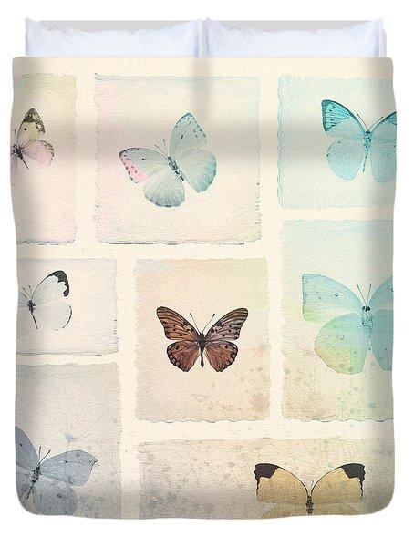 Captured Beauty Duvet Cover