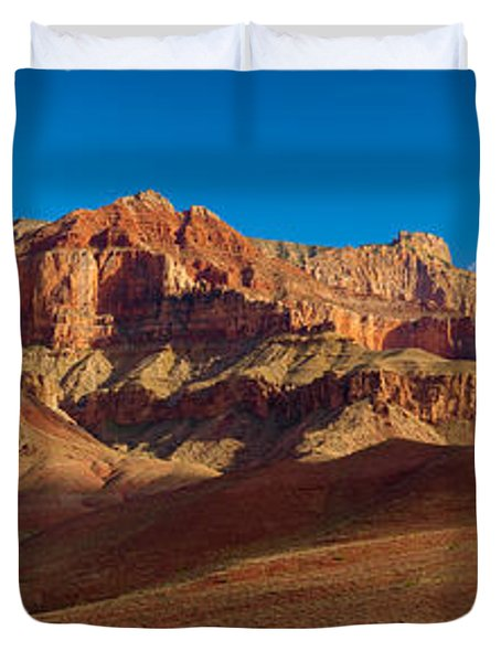 Cardines Panorama Duvet Cover by Inge Johnsson