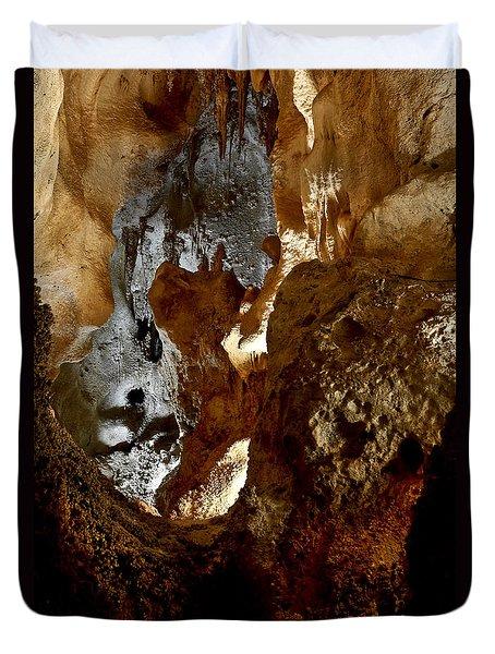 Carlsbad Caverns #1 Duvet Cover