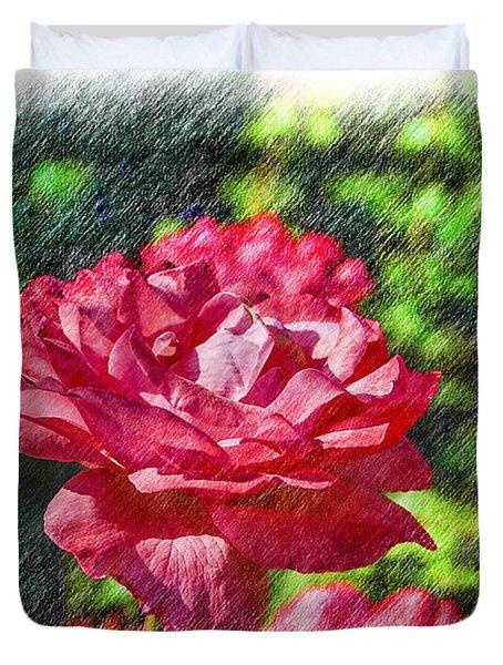 Carnation Duvet Cover