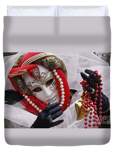 Carnevale Di Venezia  1 Duvet Cover