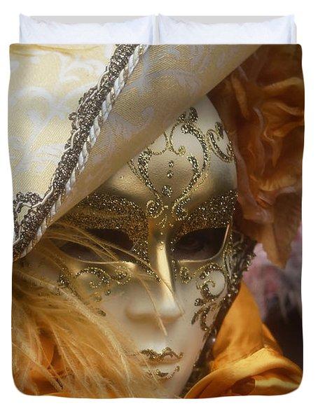 Carnevale Di Venezia 108 Duvet Cover