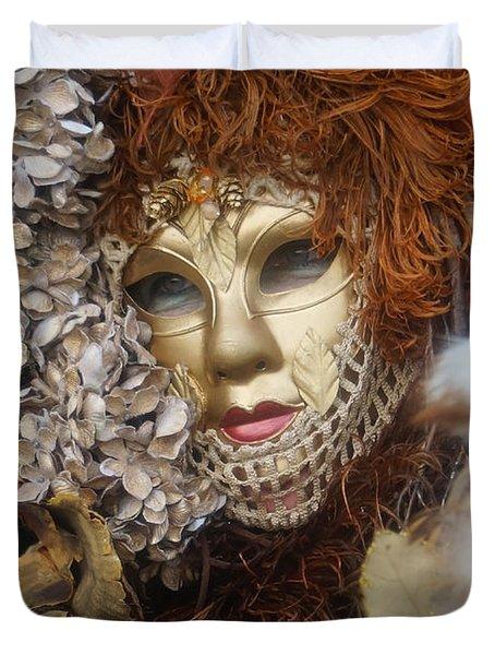 Carnevale Di Venezia 130 Duvet Cover