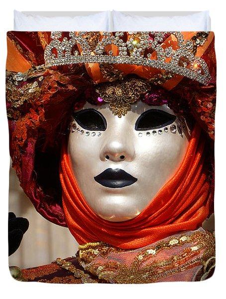 Carnevale Di Venezia 54 Duvet Cover