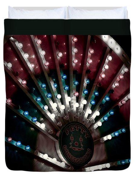 Carnival Lights Duvet Cover
