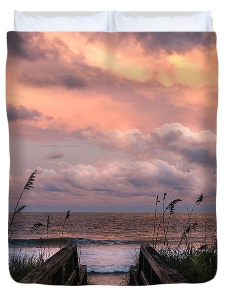 Carolina Dreams Duvet Cover