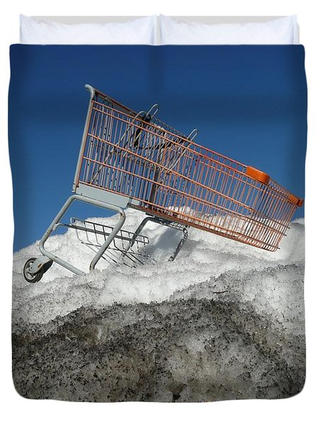 Cart Art No.6 Duvet Cover