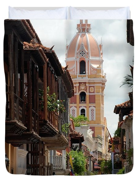 Cartagena Duvet Cover