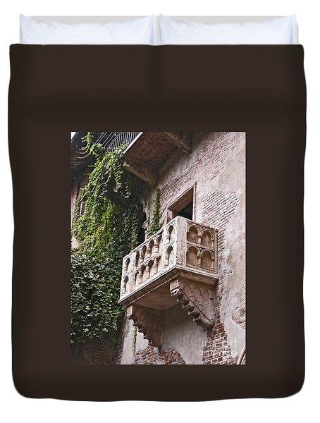 Casa Di Giulietta Duvet Cover