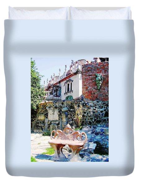 Casa Golovan Duvet Cover