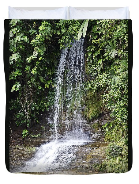 Cascada Pequena Duvet Cover