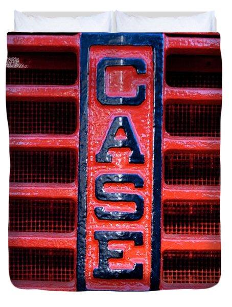 Case Duvet Cover