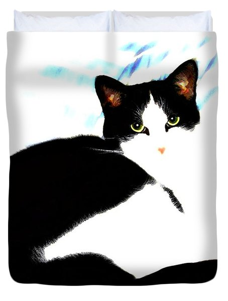 Casey Duvet Cover by Dale   Ford
