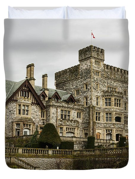 Hatley Castle Duvet Cover