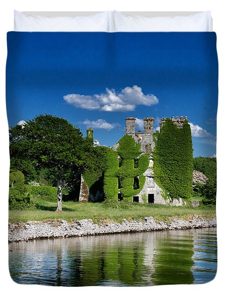 Castle Menlo  Duvet Cover