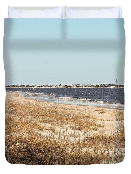 Caswell Beach Duvet Cover