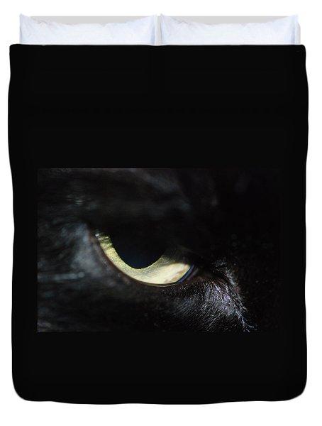 Cat Eye Duvet Cover