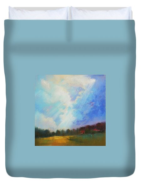 Catch The Light Duvet Cover