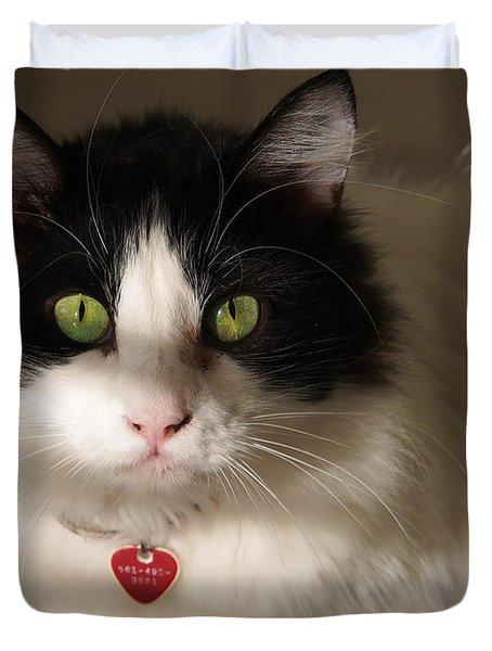 Cat's Eye Duvet Cover