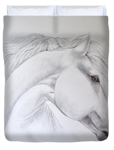 Cavallo Duvet Cover