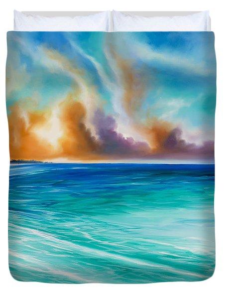 Cazumel Duvet Cover