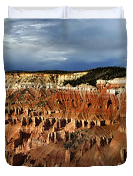 Cedar Breaks Duvet Cover