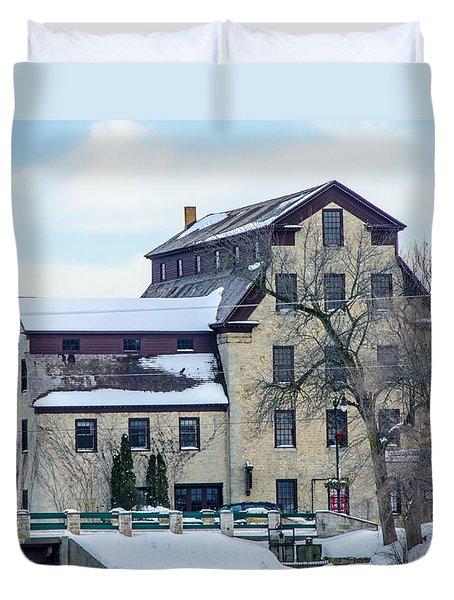 Cedarburg Mill Duvet Cover
