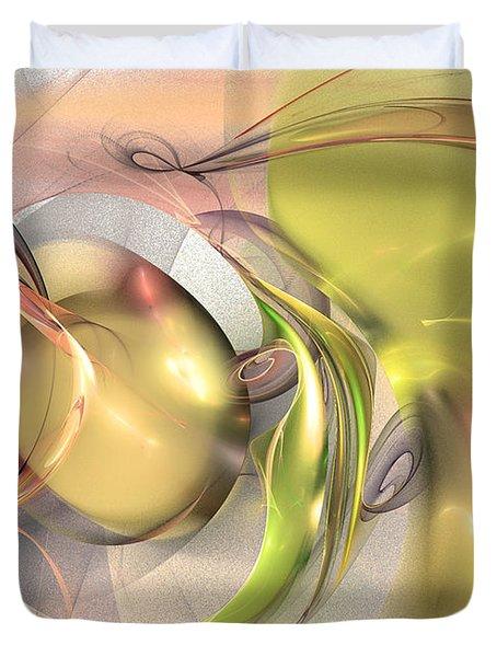 Celebration Of Fertility Duvet Cover