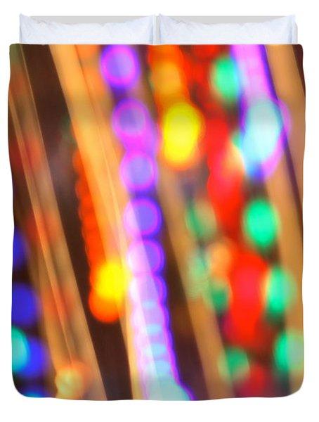 Celebration Duvet Cover by Penny Meyers
