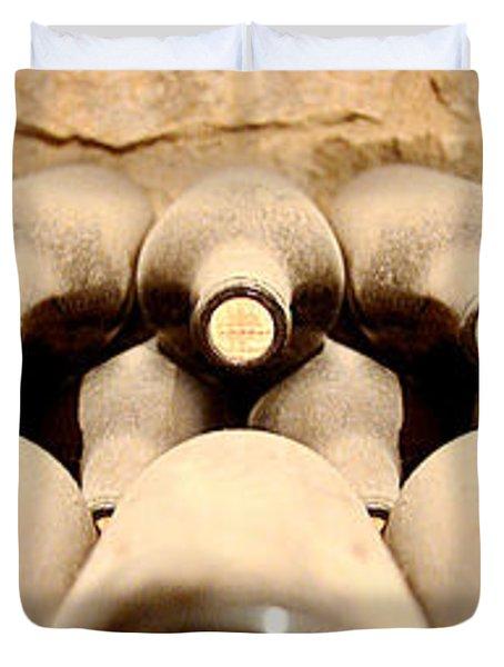 Cellar Dwellars Duvet Cover