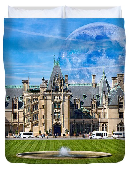 Center Stage Duvet Cover