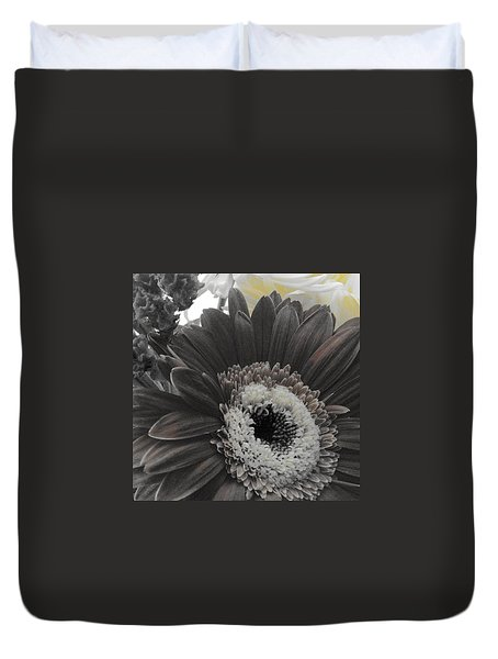 Duvet Cover featuring the photograph Centerpiece by Photographic Arts And Design Studio