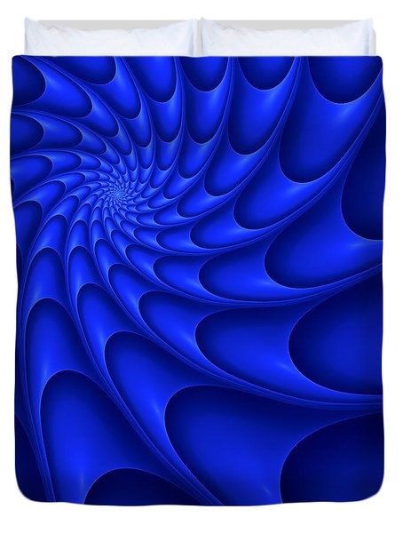 Centric-95 Duvet Cover by RochVanh