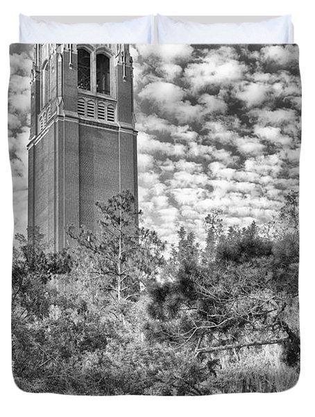 Century Tower Duvet Cover