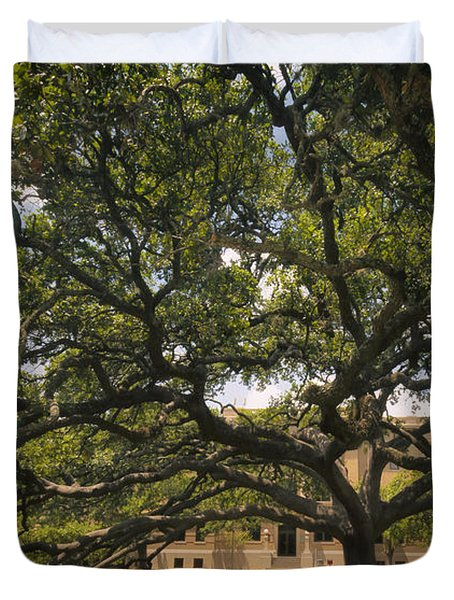 Century Tree Duvet Cover