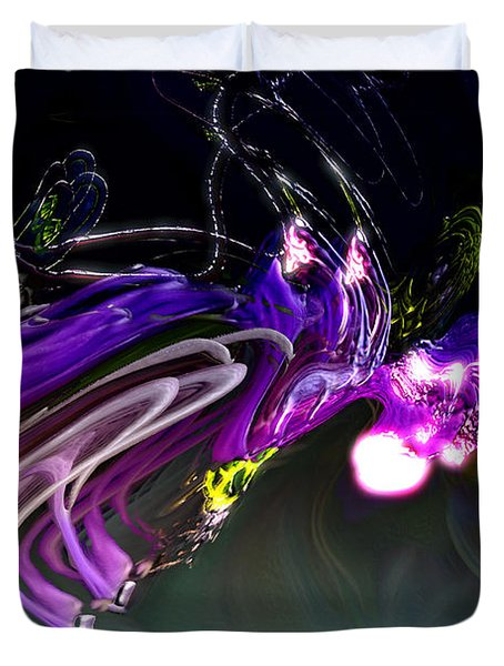 Cerebral Backlash Duvet Cover