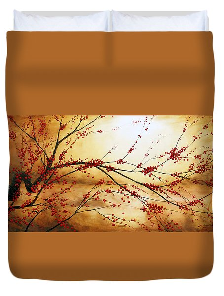 Cerezo Iv Duvet Cover