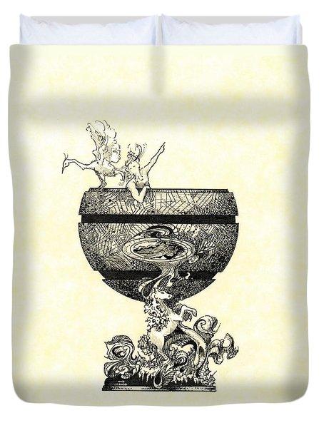Chalice Duvet Cover