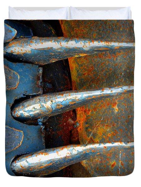 Chalkboard Duvet Cover by Lauren Leigh Hunter Fine Art Photography