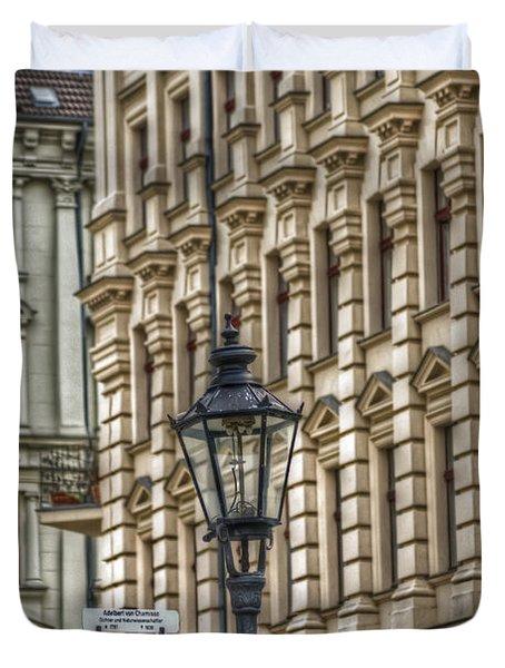 Chamissoplatz Duvet Cover by Nathan Wright