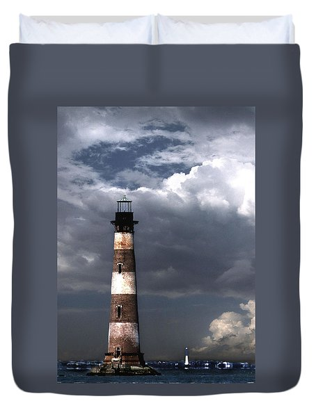 Charleston Lights Duvet Cover