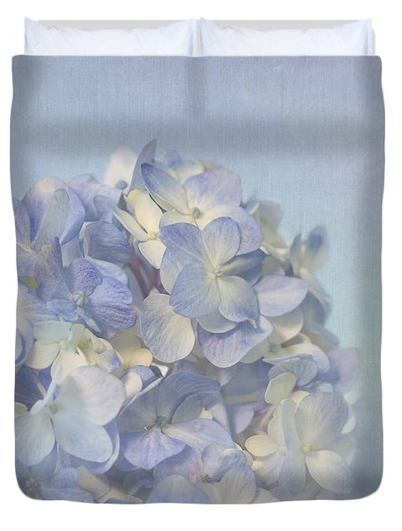 Charming Blue Duvet Cover